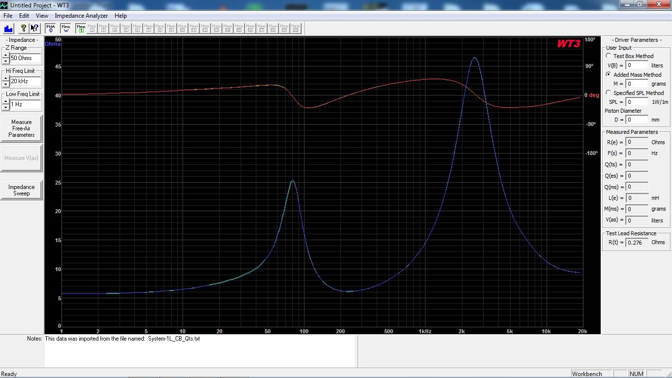 ET-MM DXT -- Imp 1L vs 2R CB WT3