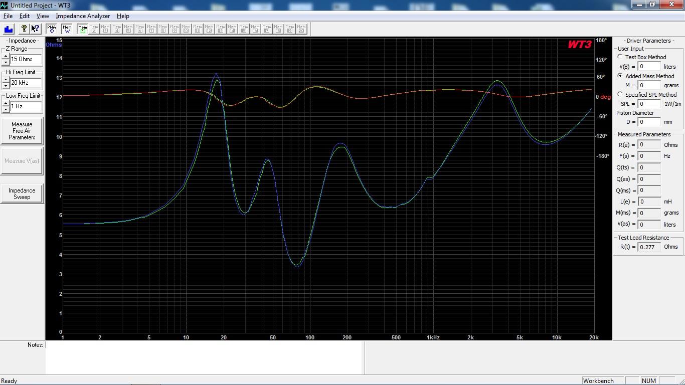 Imp - 2.5i System 1L vs 2R